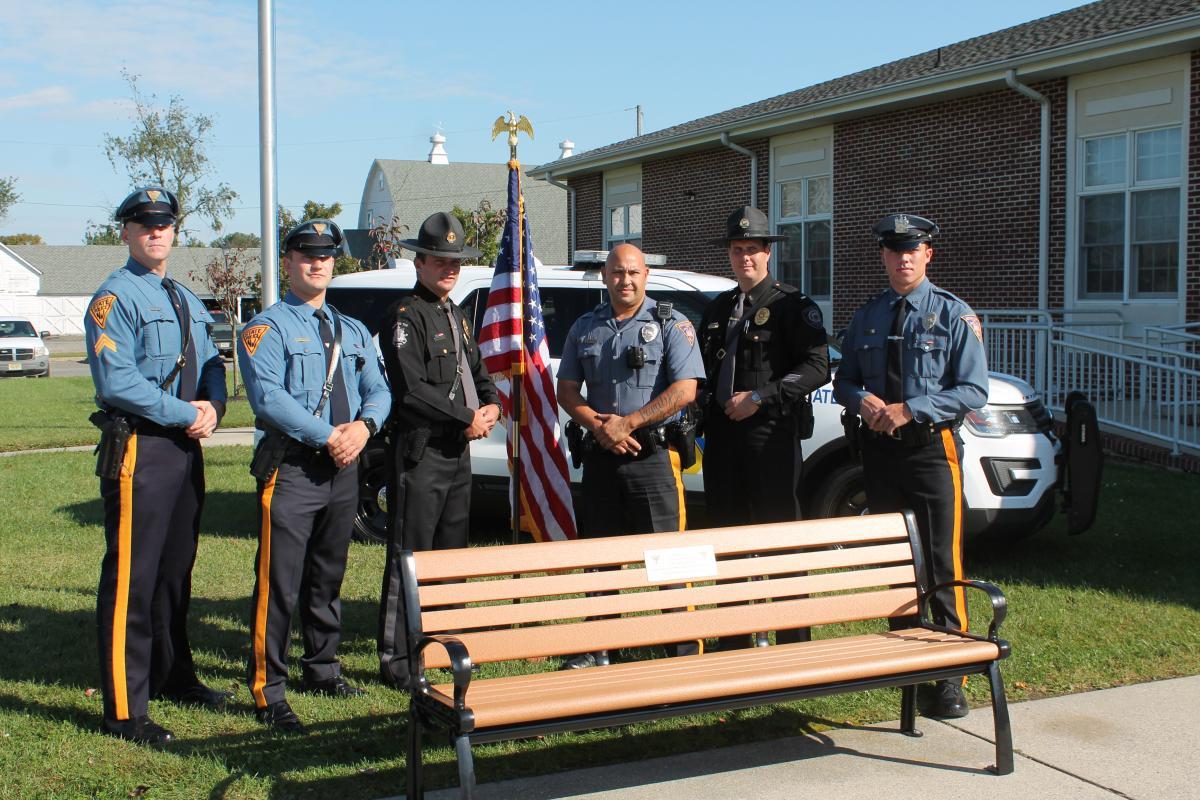 Memorial Bench Dedication