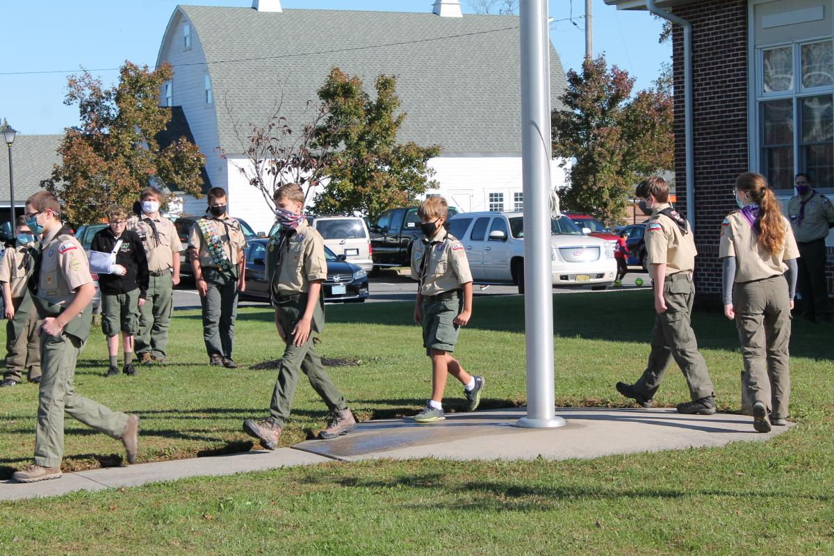 Scouts Parade