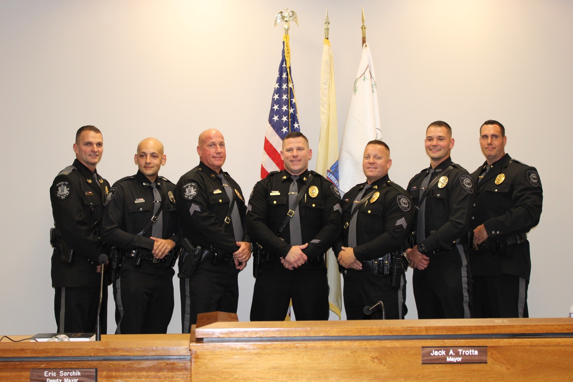 Police Promotions and Hires