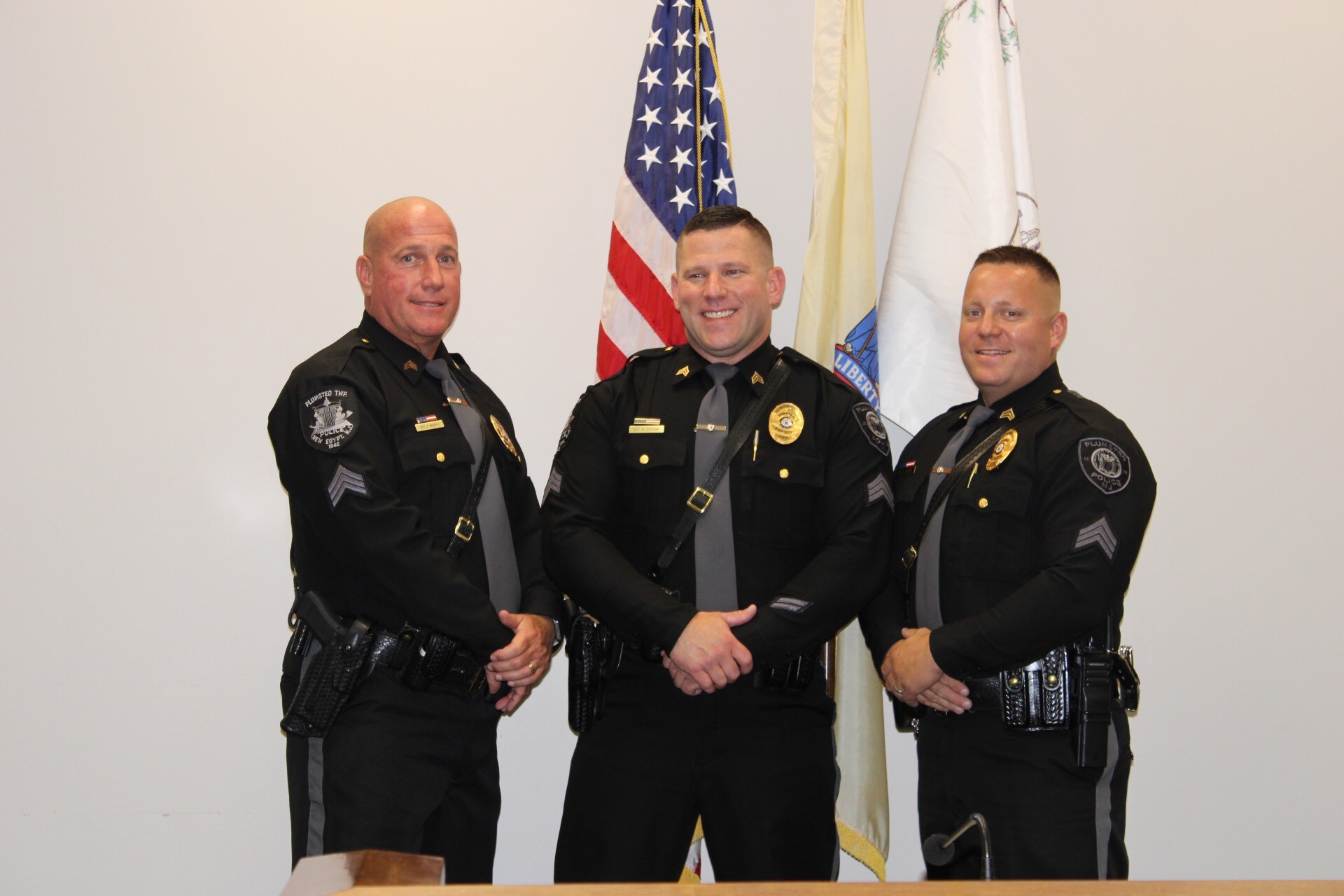 Police Promotions to Sergeant
